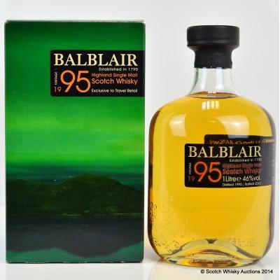 Balblair 1995 1L