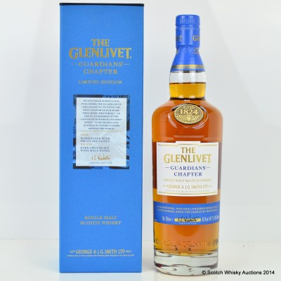 Glenlivet Guardians' Chapter