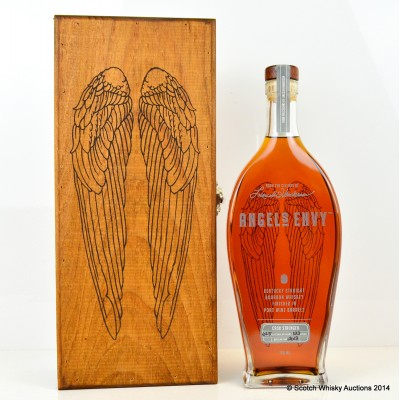 Angels Envy Cask Strength Kentucky Straight Bourbon 2013 Release 75cl US Import