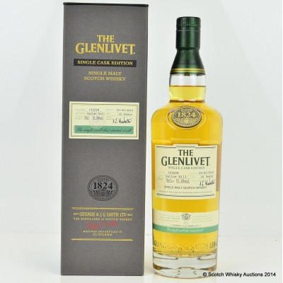Glenlivet Single Cask #142608 Gallow Hill 16 Year Old