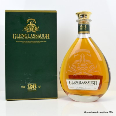 Glenglassaugh 26 Year Old 75cl US Import