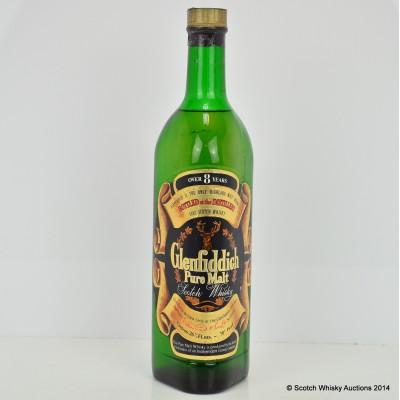 Glenfiddich Pure Malt 26 2/3 Fl Oz