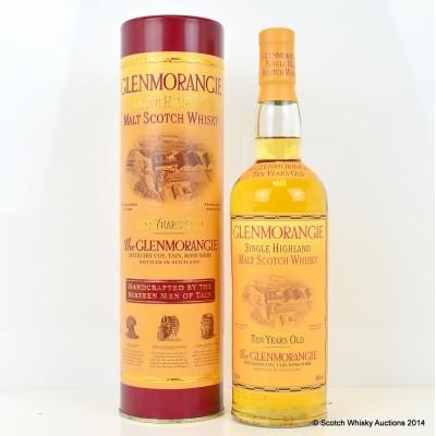 Glenmorangie 10 Year Old In Tin
