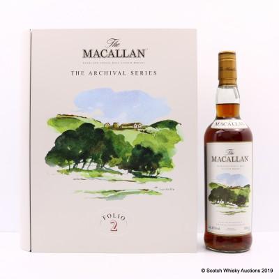 Macallan The Archival Series - Folio 2