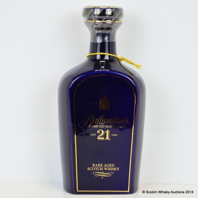 Ballantine's 21 Year Old 50cl