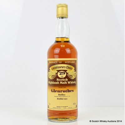 Glenrothes 1955 29 Year Old CC 75cl