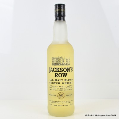 Glenkinchie Jackson's Row Pure Malt