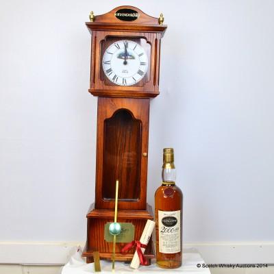 Glengoyne Millennium Clock & Glengoyne 30 Year Old