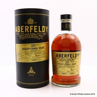 Aberfeldy 1998 20 Year Old