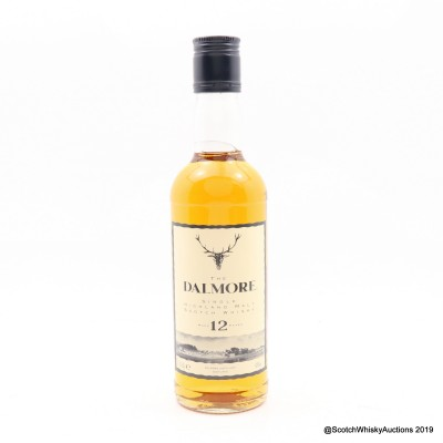 Dalmore 12 Year Old Old Style 33.33cl