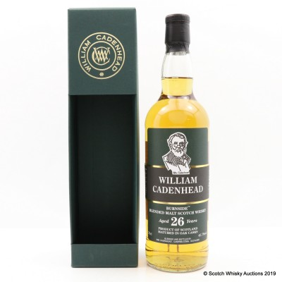 William Cadenhead Burnside 1991 26 Year Old