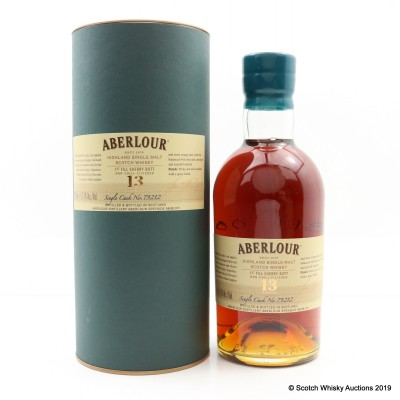 Aberlour 13 Year Old Single Cask #79212 For The Whisky Lodge