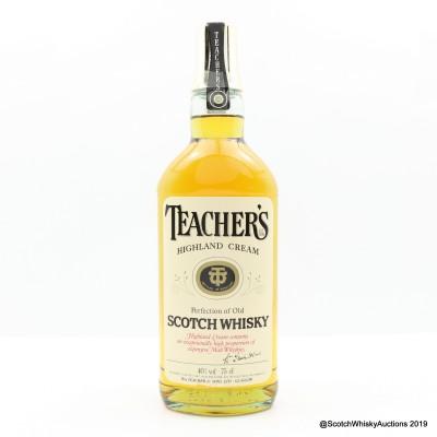 Teacher's Highland Cream 75cl