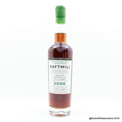 Daftmill 2006 Single Sherry Cask #39 Berry Bros & Rudd Exclusive
