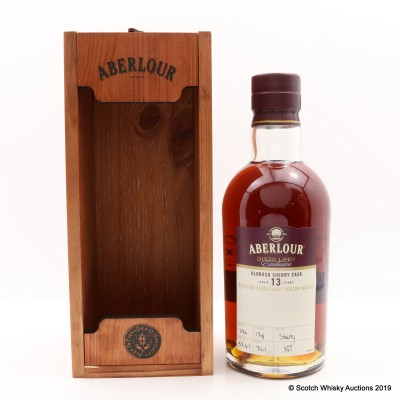 Aberlour 13 Year Old Sherry Cask Distillery Exclusive