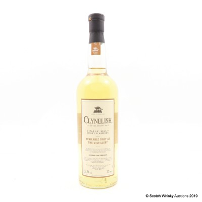 Clynelish Distillery Only Cask Strength
