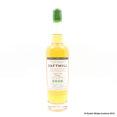 Daftmill 2006 Single Cask #89 Luvians Exclusive