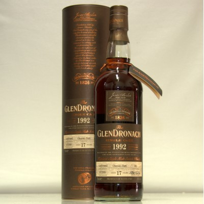 GlenDronach 1992 17 Year Old Single Cask #401