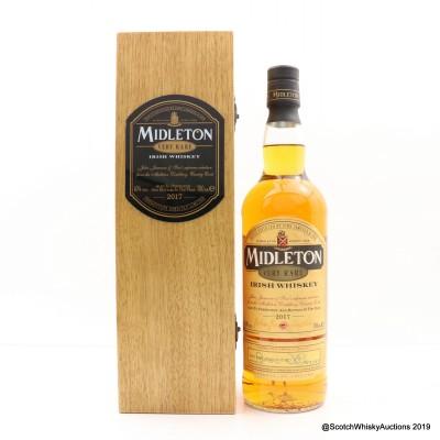 Midleton Very Rare 2017 Release