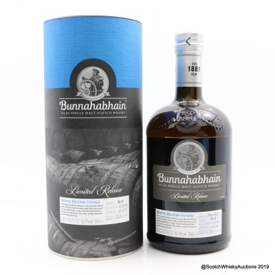 Bunnahabhain 2004 Moine Brandy Finish