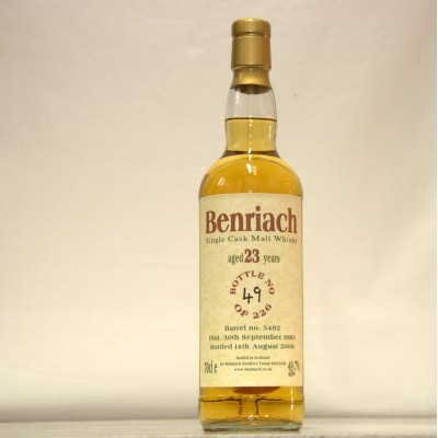 Benriach 23 years old