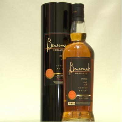 Benromach Organic 1st edition