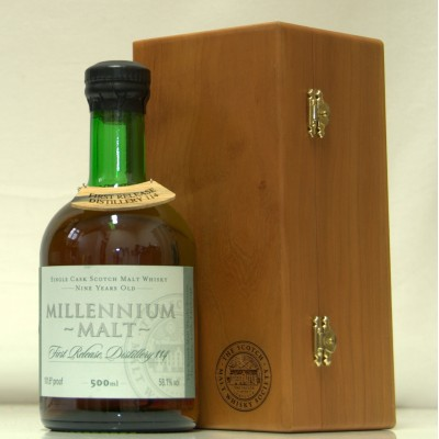 SMWS Longrow Millennium Malt