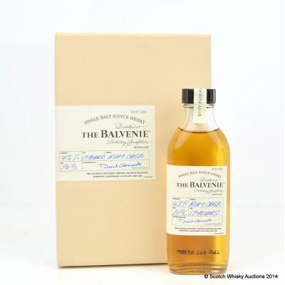 Balvenie RumCask 17 Year Old Sample 10cl