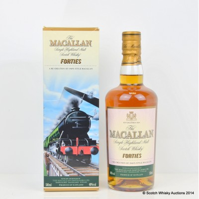 Macallan Decades Forties 50cl