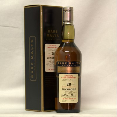 Rare Malts Auchroisk 28 years old