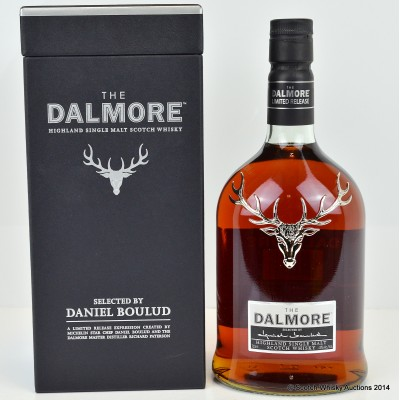 Dalmore Daniel Boulud Limited Release 75cl