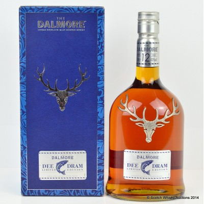 Dalmore Dee Dram Original 2010 12 Year Old