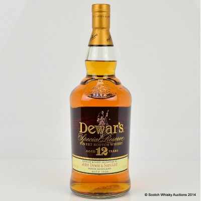 Dewar's Special Reserve 12 Year Old 1L