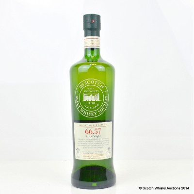 SMWS 66.57 Ardmore 2004 10 Year Old