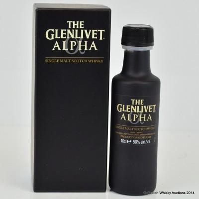Glenlivet Alpha Mini 10cl