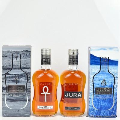 Jura Elixir & Jura Superstition 2 x 35cl
