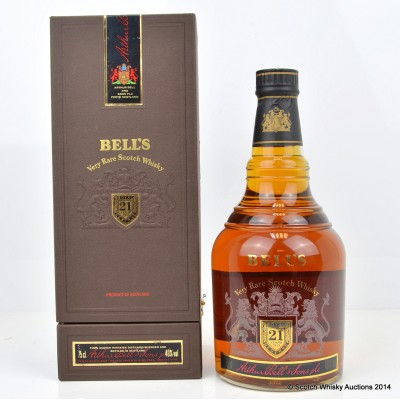 Bell's Very Rare 21 Year Old 75cl