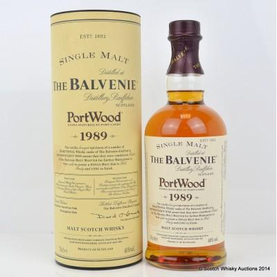 Balvenie PortWood 1989