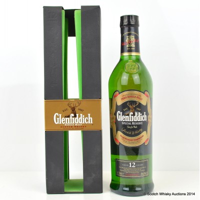 Glenfiddich Special Reserve 12 Year Old