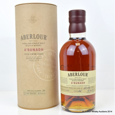 Aberlour A'Bunadh Batch #46