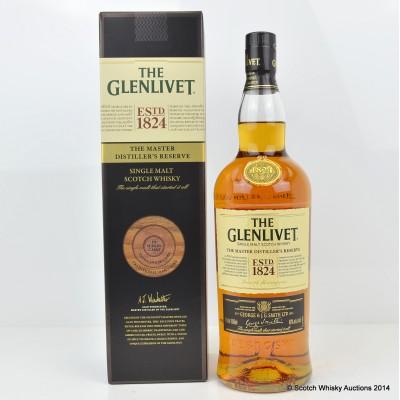 Glenlivet Master Distiller's Reserve 1L